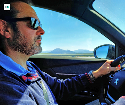 Juan Carlos Bellido - Ganador del Reto :DriveSmart