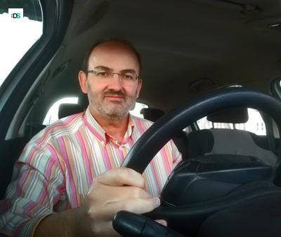 Jesús Reviejo Sánchez - Ganador del Reto :DriveSmart