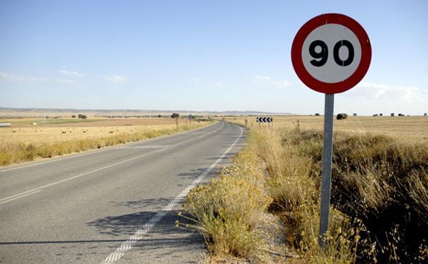 Superar el límite de velocidad para adelantar