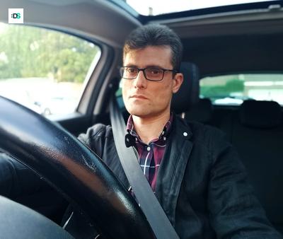 Andrés Martínez de Haro - Ganador del Reto :DriveSmart