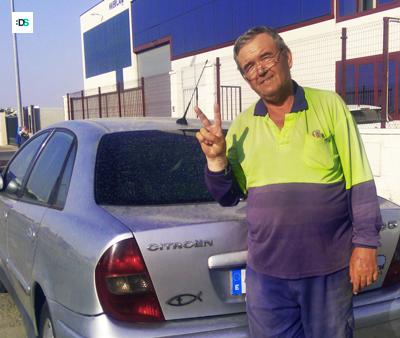 Miguel Murcia Ruiz - Ganador del Reto :DriveSmart