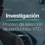 """¿Cómo se """"selecciona"""", realmente, a los conductores VTC?"""