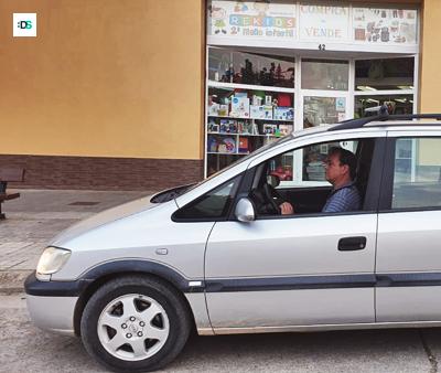 Luis Lapaz Torralba - Ganador del Reto :DriveSmart