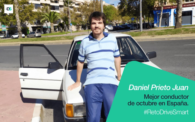 Daniel Prieto Juan, ganador del reto DriveSmart
