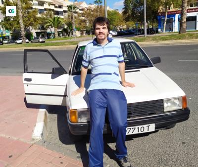 Daniel Prieto Juan - Ganador del Reto :DriveSmart