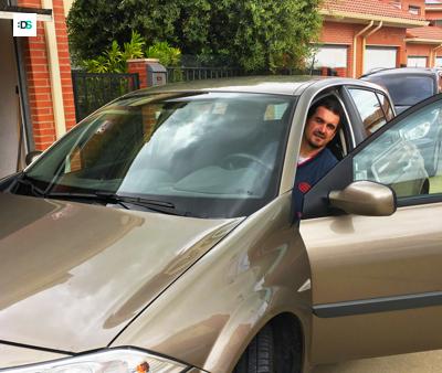 Roberto Bascones Palacios - Ganador del Reto :DriveSmart