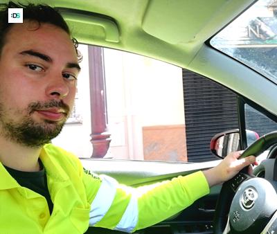 Jordi Rocaspana - Ganador del Reto :DriveSmart