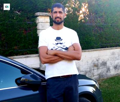 Manuel Octavio Silva Aller - Ganador del Reto :DriveSmart