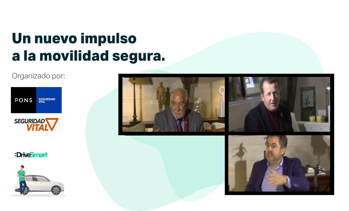 Webinar con Pere Navarro, director de la DGT