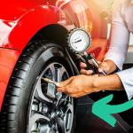 ¿Me pueden multar por circular con las ruedas gastadas, deformadas o con poca presión?