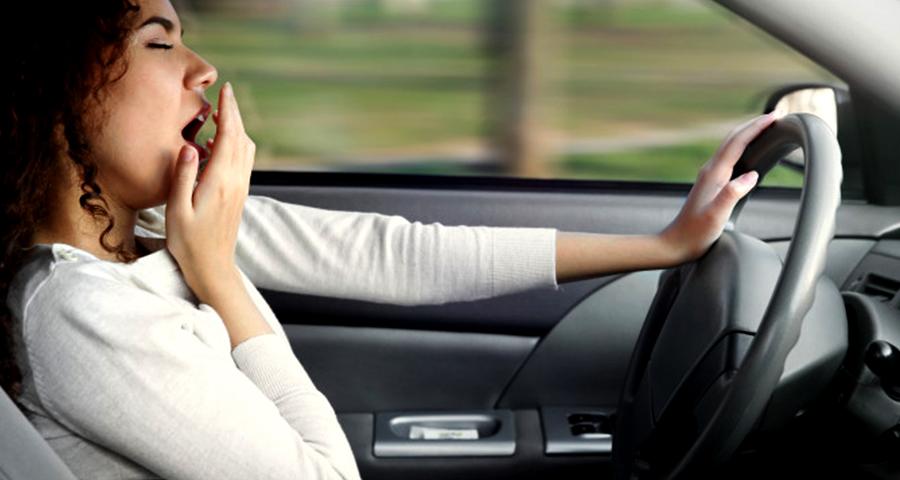 Sleepy on the wheel?