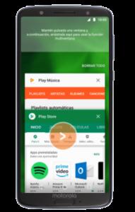Configurar DriveSmart en Motorola G6