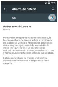 Configurar DriveSmart en Bq Aquaris M5