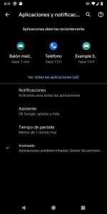 Configurar DriveSmart en Pixel 2 Xl AOSP