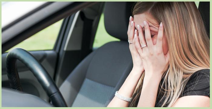 Les maladies communes ont des risques sur la conduite