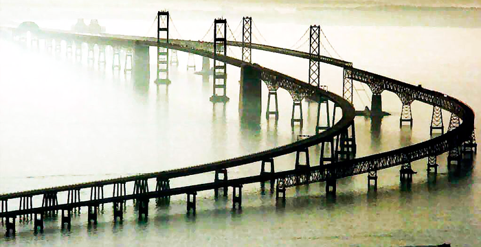 Chesepeake bay bridge