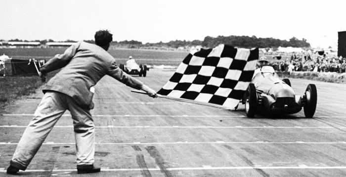 origine de la Formule 1